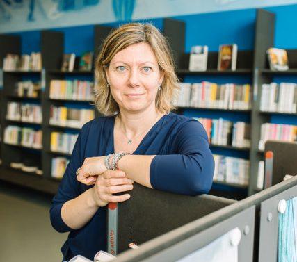 Boekentips van Dionne Dinkhuijsen, programmamanager Bibliotheek Bollenstreek.