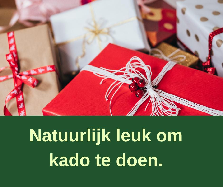 Workshop Sana Natura – natuurlijke cadeautjes