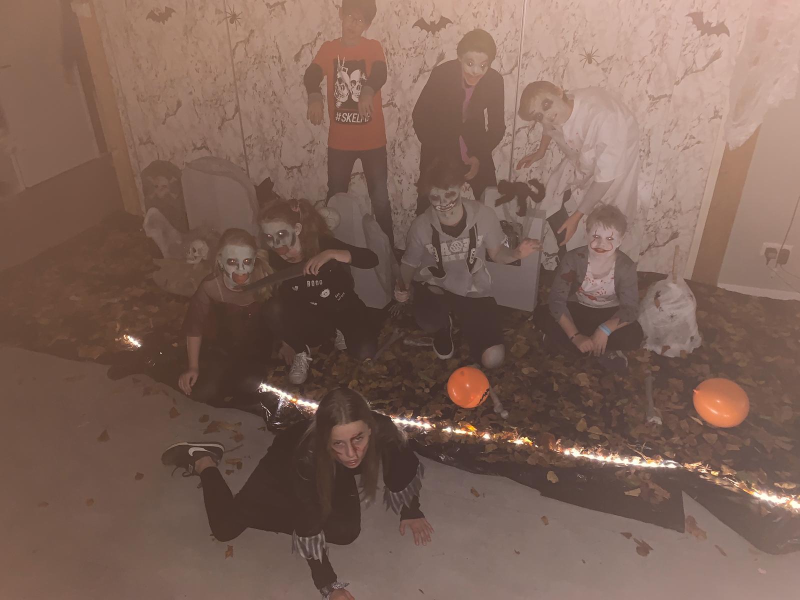Halloween in de Boot